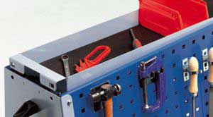 Bott CubioTool Storage Cabinets Cupboards Bott Benches & Perfopanel tool boards 02533039.** Standard