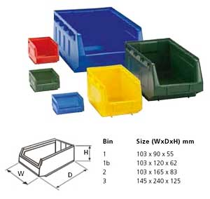 Bott CubioTool Storage Cabinets Cupboards Bott Benches & Perfopanel tool boards 13031106.** Standard