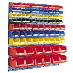 Bott CubioTool Storage Cabinets Cupboards Bott Benches & Perfopanel tool boards 14030017.11v Gentian Blue (RAL5010) 14030017.24v Crimson Red (RAL3004) 14030017.19v Dark Grey (RAL7016) 14030017.16v Light Grey (RAL7035)