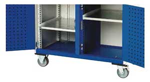 Bott CubioTool Storage Cabinets Cupboards Bott Benches & Perfopanel tool boards 42101006.51V Standard