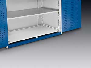 Bott CubioTool Storage Cabinets Cupboards Bott Benches & Perfopanel tool boards 42101023.** Standard
