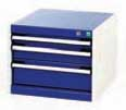 Bott CubioTool Storage Cabinets Cupboards Bott Benches & Perfopanel tool boards 40010106.11V Blue Doors RAL5010 40010106.19V Dark Grey Doors RAL7016 40010106.24V Red Doors RAL3004 40010106.16V Light Grey Doors RAL7035