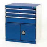 Bott CubioTool Storage Cabinets Cupboards Bott Benches & Perfopanel tool boards 40012023.11v Gentian Blue (RAL5010) 40012023.24v Crimson Red (RAL3004) 40012023.19v Dark Grey (RAL7016) 40012023.16v Light Grey (RAL7035)