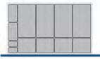 Bott CubioTool Storage Cabinets Cupboards Bott Benches & Perfopanel tool boards 43020468.**