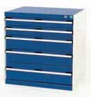 Bott CubioTool Storage Cabinets Cupboards Bott Benches & Perfopanel tool boards 40012017.11v Gentian Blue (RAL5010) 40012017.24v Crimson Red (RAL3004) 40012017.19v Dark Grey (RAL7016) 40012017.16v Light Grey (RAL7035)