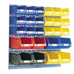 Bott Louvre Panels | Small Parts Storage | Wall Mounted Container Storage - 14030014.jpg