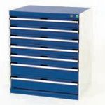 Bott100% extension Drawer units 800 x 650 for Labs and Test facilities - cubio 7 drawer bott cabinet 800x650x900.jpg