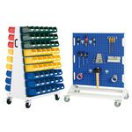 Bott Mobile Perfo Racks | Tool Storage Trolleys | Bott Louvre Trolleys