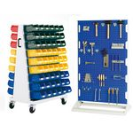 Bott Perfo panels | tool shaddow board | perforated wall panels | tool hooks | industrial workshop