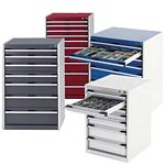 Bott Tool Storage Cabinets | Bott Engineers Drawer Cabinets | Workshop and Laboratory Cabinets