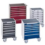 Bott Mobile heavy duty workshop tool storage cabinets tool trolleys and cupboards